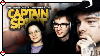 The Awesome Adventures of Captain Spirit | T's Timemachine