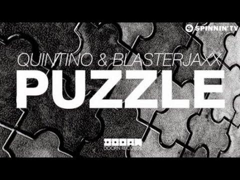 Quintino & Blasterjaxx - Puzzle (Original Mix) (HD)