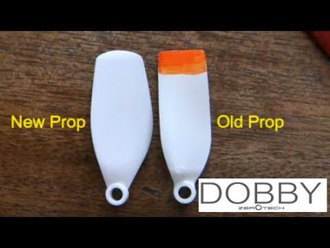 Zerotech Dobby Propeller Comparison