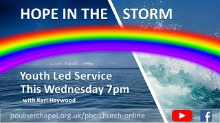 Evening Service 17th June | Youth Led