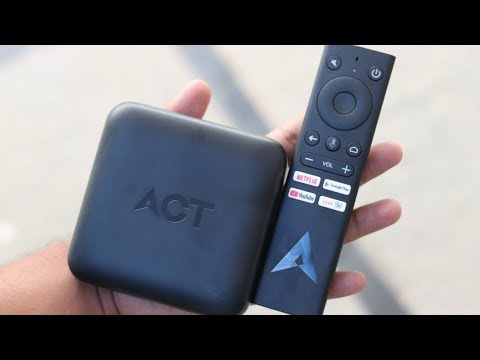 ACT Stream TV 4K: Box Contents, How to Set Up, Live TV Service and More