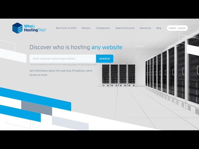 How To Know Who Is Hosting Any Website?