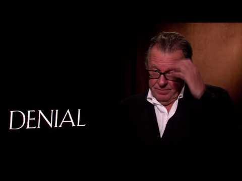 "Tom Wilkinson Interview for ""Denial"""