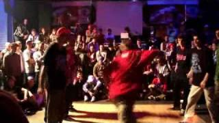 TOP 10 BBOY SETS MESSAGE FROM POLAND 2010