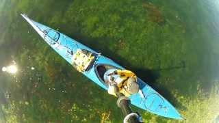 Ushuaia Kayak De Travesia Por El Canal Beagle.