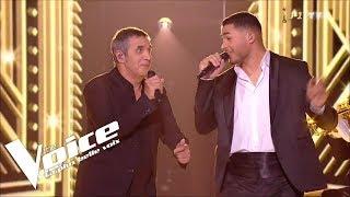 Charles Aznavour - For Me Formidable     Julien Clerc et Pierre Danaë   The Voice 2019   Final