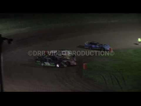 Hidden Valley Speedway Super Late Model Feature Pile-Up 5/11/19