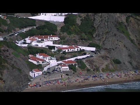 Arrifana Aljezur Algarve Portugal (HD)