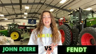 2020 Fendt 939 vs. John Deere 8530