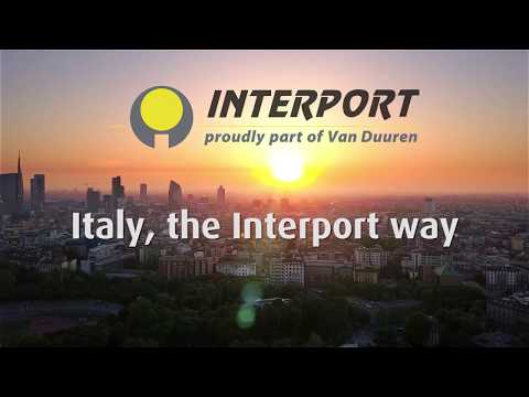 Interport Transport | Daily express to Milan