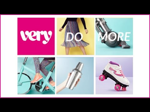 Very.co.uk - Do More Spring TV Ad
