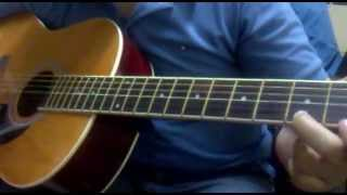 Simple Guitar Lesson Karz Theme