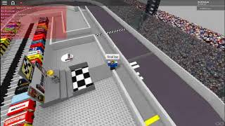 roblox mini nascar race
