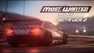 [Test - Beta v2] Need For Speed Most Wanted - Redux 2018 [GRAPHICS MOD] | NFSMW REDUX 1440p60