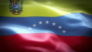 Venezuela anthem & flag FullHD / Венесуэла гимн и флаг / Venezuela himno y la bandera