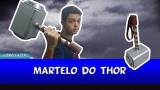 Como Fazer: Martelo do Thor [PT/BR]