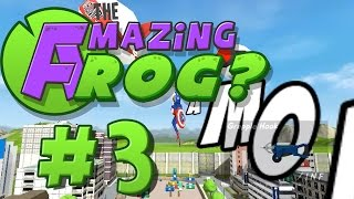 """Let's Play """"Amazing Frog?"""" 4-Player [Part 3]"""