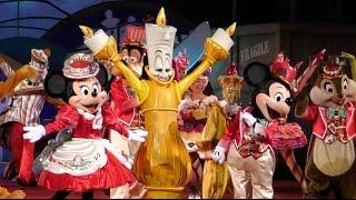 TDS「テーブル・イズ・ウェイティング・クリスマスキュイジーヌ」 夜Ver.(2016.11.13)