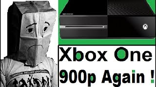 PS4 1080p Xbox One 900p AGAIN!. Wii U Finally Gets a Game! Watch Dogs