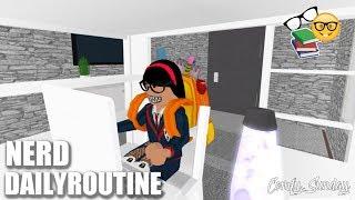 Nerd tägliche Routine || Roblox Bloxburg