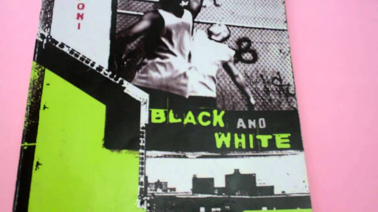 black and white paul volponi chapter summaries