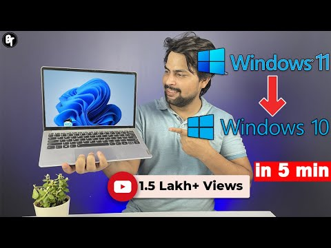 How to Downgrade From Windows 11 to Windows 10 | Downgrade Windows 11 to Windows 10 |Best Technicals