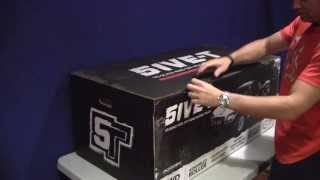 losi 5ive t roller unboxing vid 2 build series