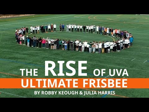 The Rise Of UVA Ultimate Frisbee