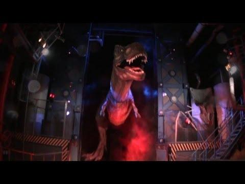 【HD】 USJ 高画質★ジュラシックパーク・ザ・ライド Jurassic Park The Ride★