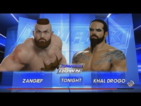 TMN Wrestling Blue 60 (5/23/16) WWE2K16