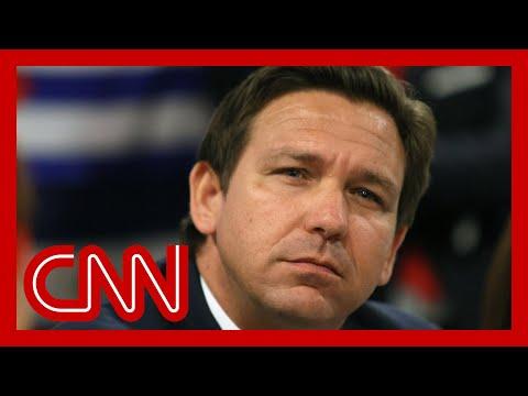 Florida Gov. DeSantis mocks Biden as Covid-19 rages in his state