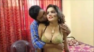 vuclip Indian desi hot romance first step of love story how