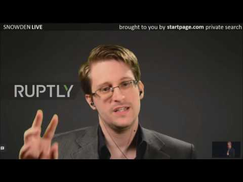 Netherlands: Snowden comments on US election results