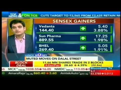 Rajat Sharma - Bloomberg Lunch Money