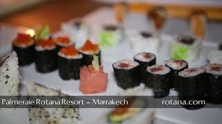 Asian Bay, Palmeraie Rotana Resort, Marrakech - Morocco