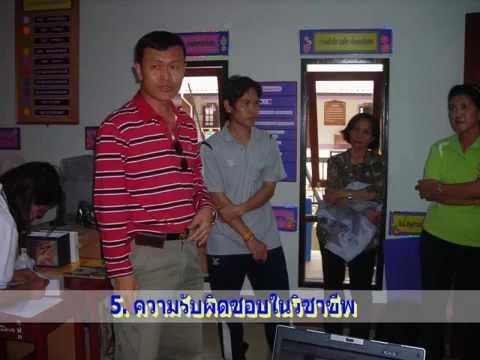 ประเมินวิทยฐานะผู้อำนวยการสถานศึกษาเชี่ยวชาญ  นายมนตรี จรียานุวัฒน์