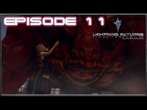 Lightning Returns: Final Fantasy 13 - The Industrial Area, L