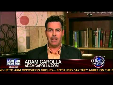 Adam Carolla on IRS Attorney Donations   Obama Africa Trip   Bill OReilly   6 17 13