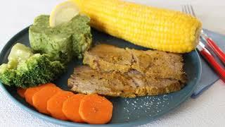 3 способа приготовления СВИНИНЫ в духовке, фольге и утятнице / Сравнение рецептов