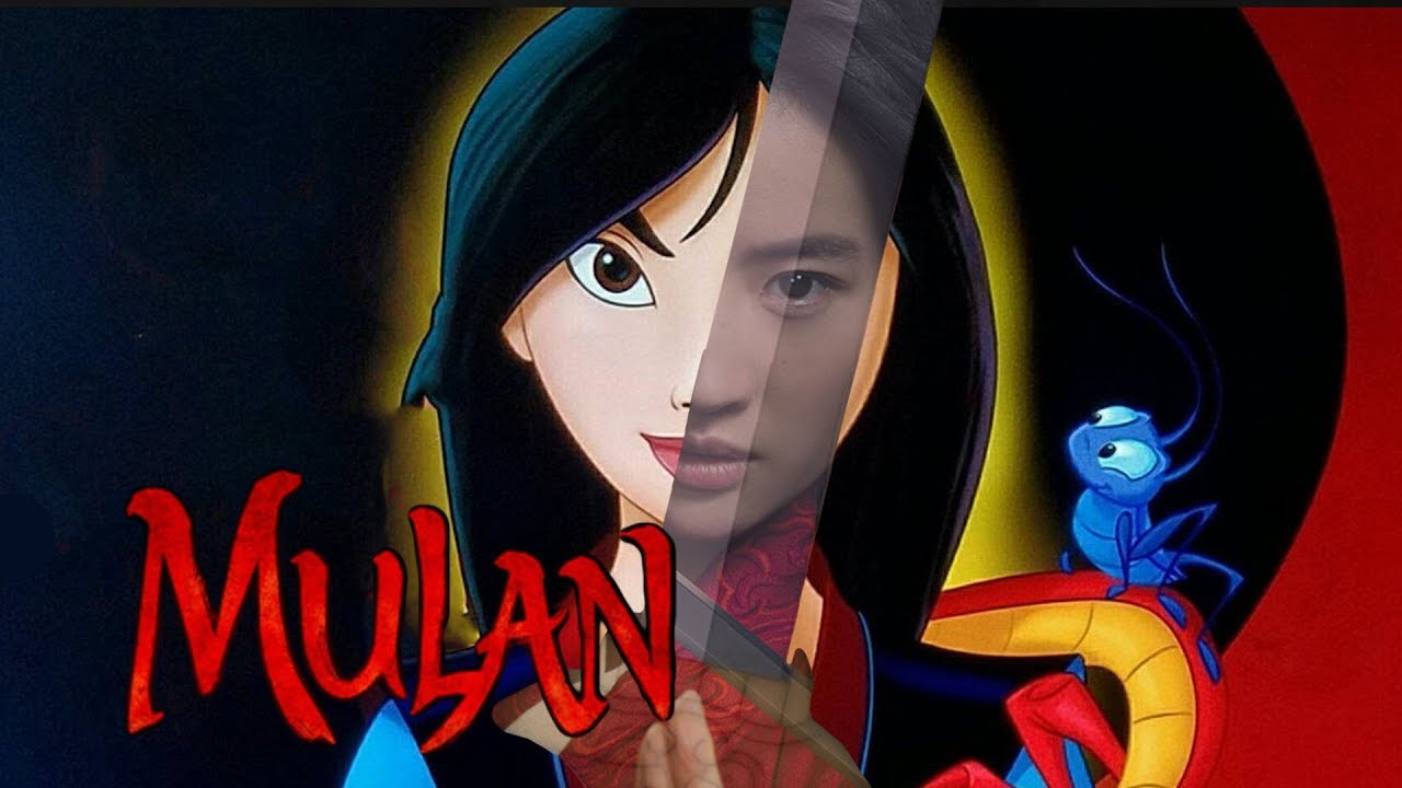 Mulan 1998 2020 Teaser Trailer Youtube