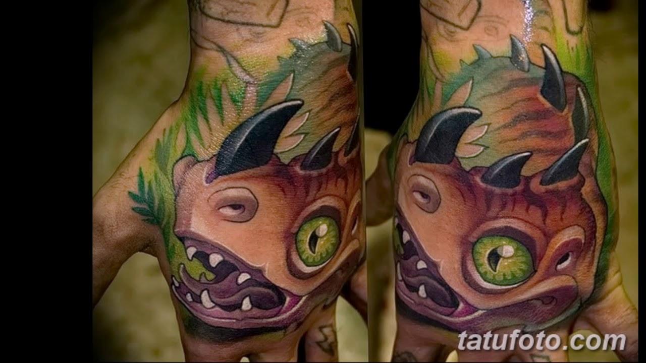 Фото тату носорог - оригинальные готовые татуировки с ...