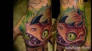 Фото тату носорог - оригинальные готовые татуировки с носорогом на фото
