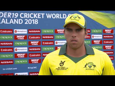 Cricket World TV  Zimbabwe v Australia Highlights  ICC u19 World Cup 2018