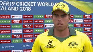 Cricket World TV - Zimbabwe v Australia Highlights | ICC u19 World Cup 2018