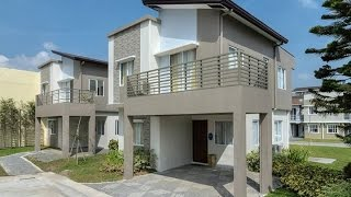 House and Lot for Sale | Chessa (Turned Over House) Lancaster Estates Cavite