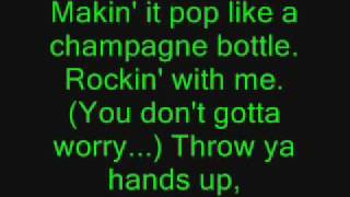 Stereos Throw Ya Hands Up - (Lyrics)