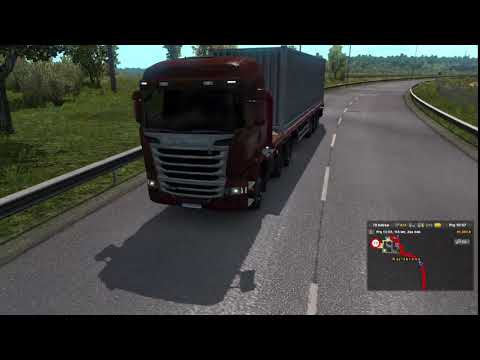 Euro Truck Simulator 2 (Scandinavia) |