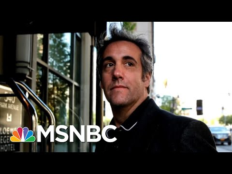 Office Of Government Ethics Flags President Trump's Financial Disclosure | Velshi & Ruhle | MSNBC