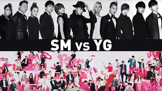 Showbiz Korea - SM vs. YG Entertainment