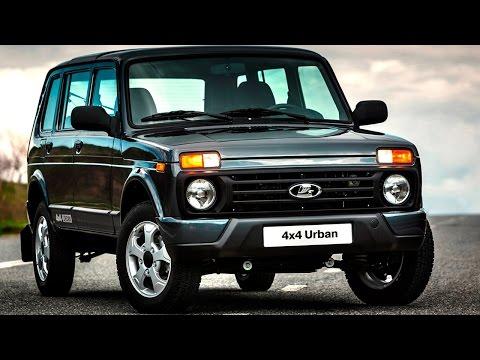 КОЛОССАЛЬНЫЕ изменения Lada 4х4 URBAN! Новый Ssang Yong Tivoli 2017. Clickoncar News #4